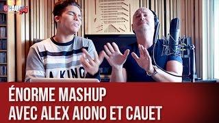 Énorme mashup avec Alex Aiono et Cauet - C'Cauet sur NRJ