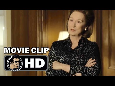 THE POST Movie Clip - Hypothetical Question (2017) Tom Hanks, Meryl Streep Drama Movie HD