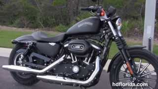 4. New 2014 Harley Davidson Sportster Iron 883 Motorcycles Color Specs