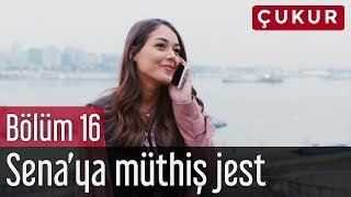 Video Çukur 16. Bölüm - Yamaç'tan Sena'ya Müthiş Jest MP3, 3GP, MP4, WEBM, AVI, FLV Agustus 2018