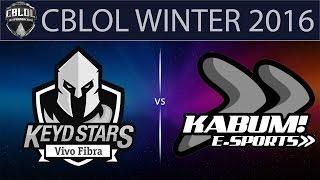 Keyd vs KaBuM, game 1