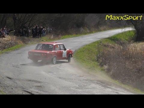 20.VREDESTEIN Miskolc Rally 2014 - Best of LADA