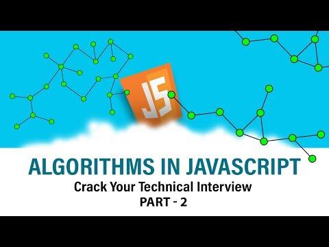 Algorithms In Javascript | Ace Your Interview | Quick Sort Algorithm | Part 2 | Eduonix