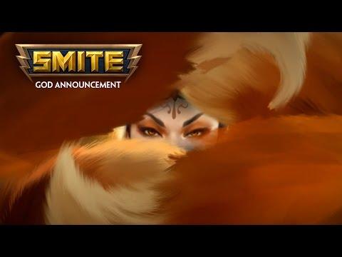 SMITE - God Announcement - Da Ji, The Nine-Tailed Fox