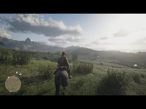 ► Red Dead Redemption 2 - RTX 2080 Ti PC 4k 60fps Max Settings - Graphics Showcase Gameplay!