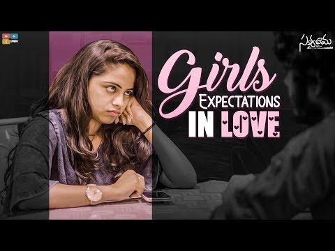 Girls Expectations In Love || Satyabhama || Tamada Media