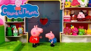 Свинка Пеппа в супермаркете. ОткрÑ...