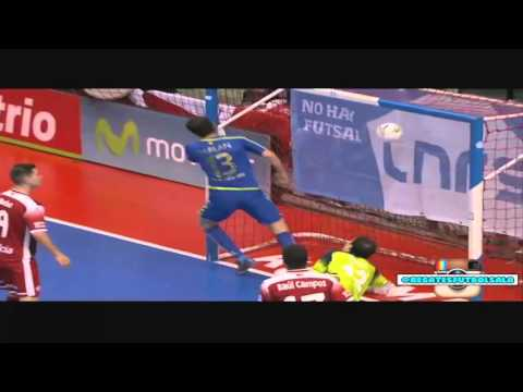 Video Mejores goles y regates de Fútbol Sala 2015! | Best skill Futsal | @REGATESFUTBOLSALA download in MP3, 3GP, MP4, WEBM, AVI, FLV January 2017