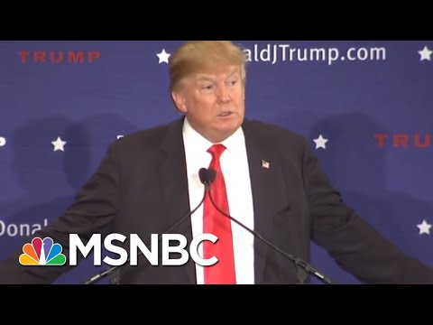 President Donald Trump: 'I Have The Best Words' | All In | MSNBC