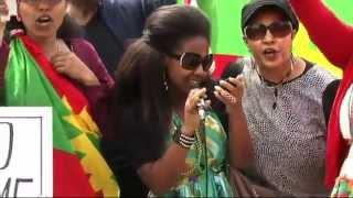 Oromo Community In Toronto Protests Against Ethiopia P4