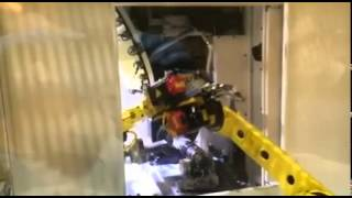 We manufacture our Nano X pedals using the best technology available. We've installed a state of the art FANUC robot arm to load and unload the Nano X into our FANUC Robodrill, meaning we can make Nano X's 24 hours a day, 7 days a week .