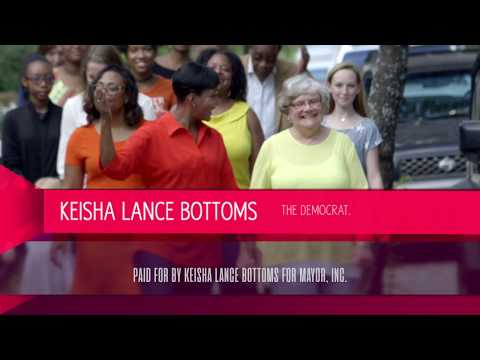 Keisha Lance Bottoms - The Democrat For Mayor