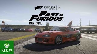 Nonton Forza Motorsport 6 Fast & Furious Car Pack Film Subtitle Indonesia Streaming Movie Download