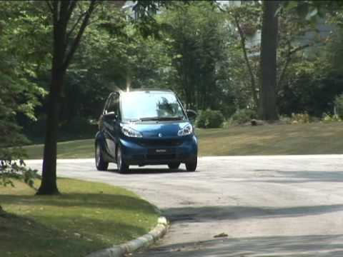 smart - Automotive journalist Scott Newell takes you for a test drive in the smart fortwo, the small two-seater that Europeans buy because they can park them anywher...