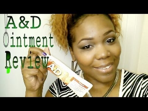 ▶ A & D Ointment Review ◀