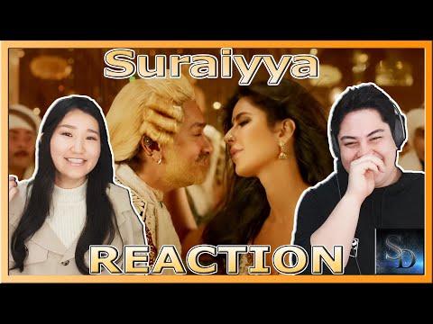Suraiyya Reaction!!! | Thugs Of Hindostan | Aamir, Katrina | Ajay-Atul, A Bhattacharya,Vishal,Shreya