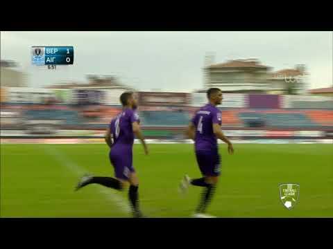 Football League: ΒΕΡΟΙΑ-ΑΙΓΑΛΕΩ | ΓΚΟΛ 1-0 | 3/11/2019 | ΕΡΤ