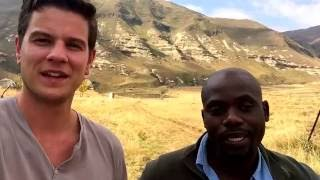 Recorded while walking in the maintains of Lesotho. Want to learn a foreign language too? LanguageBoost.biz.