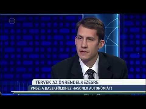 Heti Hírmondó - Kelemen Hunor (RMDSZ), Berényi József (MKP), Pásztor Bálint (VMSZ)-cover