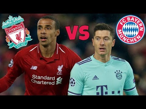 LIVERPOOL Vs BAYERN MUNICH LIVE REACTION - WATCH ALONG LIVESTREAM