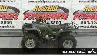 7. 2005 Honda FourTrax Rancher ES  - Rock Hill Powersports -...