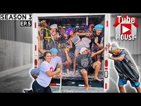 LAST TO SURVIVE TINY UHUAL TRUCK WINS $10,000 (TUBEHOUSE SEASON 3 EP. 5)