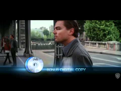 INCEPTION - Blu-ray / DVD Trailer - 720p HD