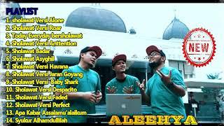 Video Aleehya Sholawat Versi Alone Full Album Terbaru MP3, 3GP, MP4, WEBM, AVI, FLV Oktober 2018