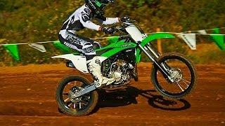 5. Kawasaki KX100 Review