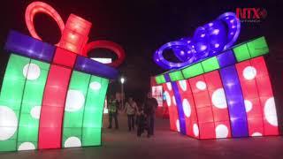 Magia de artesanos mexicanos presente en Festival de luces en NL