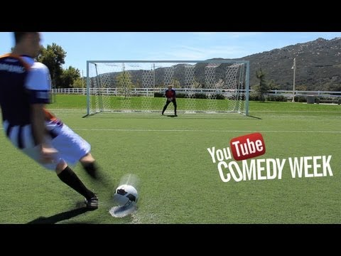 Greatest Goal Ever - YouTube Comedy Week