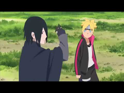 Sasuke TEACHES Boruto RASENGAN!! (Byakugan UNLEASHED)