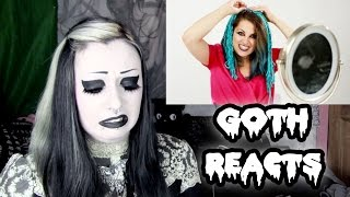 Hello Lovelies!~ Buzzfeed had a few women try out goth fashion for a week and filmed their reactions, but here's what an actual goth thinks of it! Remember to ...
