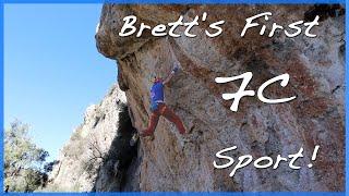 Sport Climbing in Catalunya - Camarasa by The Climbing Nomads