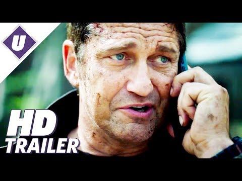 Angel Has Fallen (2019) — Official Trailer | Gerard Butler, Morgan Freeman