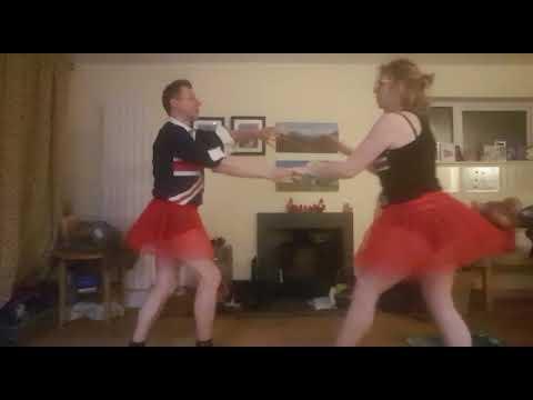 Chris & Rachel - Take Tutu!