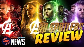 Video Avengers: Infinity War - Review! (Non-spoiler) MP3, 3GP, MP4, WEBM, AVI, FLV April 2018