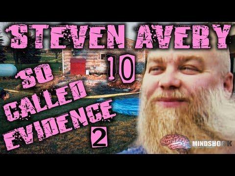 STEVEN AVERY - MAKING A MURDERER - 2019 UPDATE Episode 10 (Mindshock True Crime)
