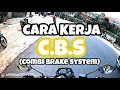 Apa Itu Combi Brake System?? | Yamaha Byson | Motovlog #44
