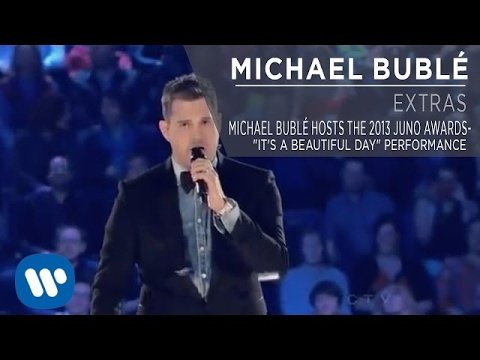 Michael Bublé Hosts The 2013 JUNO Awards -