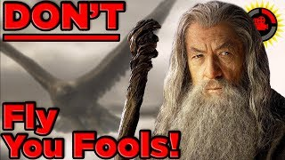 Video Film Theory: Why You SHOULDN'T FLY to Mordor! (The Lord of the Rings) MP3, 3GP, MP4, WEBM, AVI, FLV Maret 2018