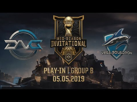 DFM vs VEG [MSI 2019][05.05.2019][Group B][Play-in] - Thời lượng: 46:39.