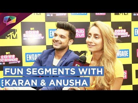 Karan Kundra And Anusha Dandekar Share About Their