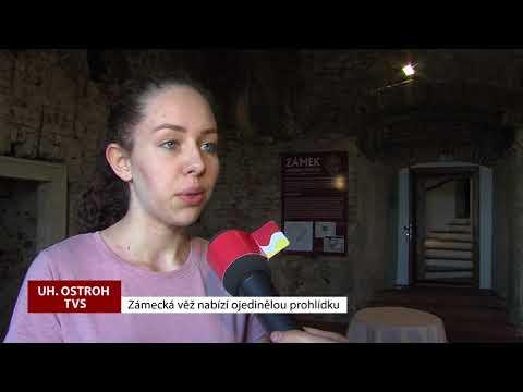 TVS: Uherský Ostroh - Prohlídka zámku