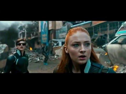 Captain America: Civil War - 'Divided We Fall' - X-Men: Apocalypse (2016) Marvel DBC