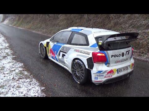 Vídeo test previos Jari Mari Latvala WRC Monte-Carlo 2015