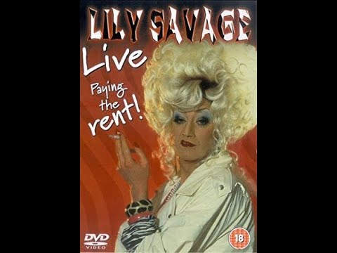 1993 Lily Savage Paying The Rent Live (Complete DVD)