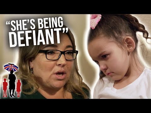 Little Girl Throws a Fit 'Cause She Doesn't Get Her Way   Season 8 Episode 17   Supernanny