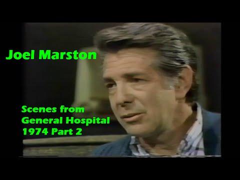 Joel Marston scenes from General Hospital 1974 Part 2
