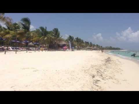 Grand Riviera Princess Beach - July 2013